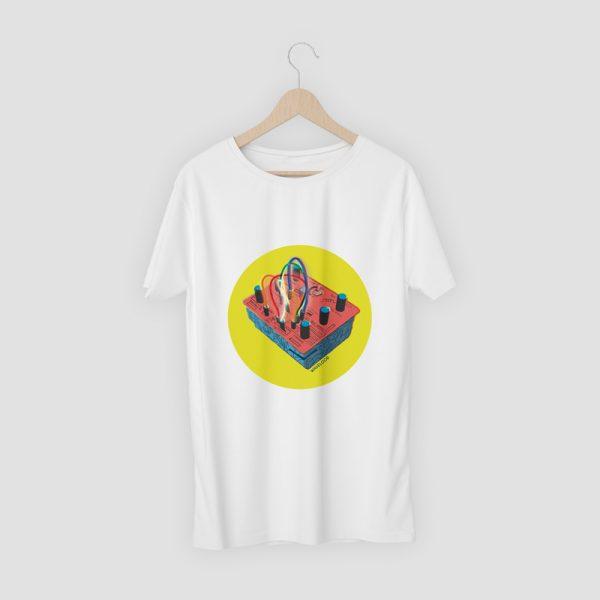 camiseta DIY WAVELOOR