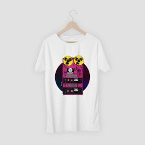 camiseta magnetic WAVELOOR