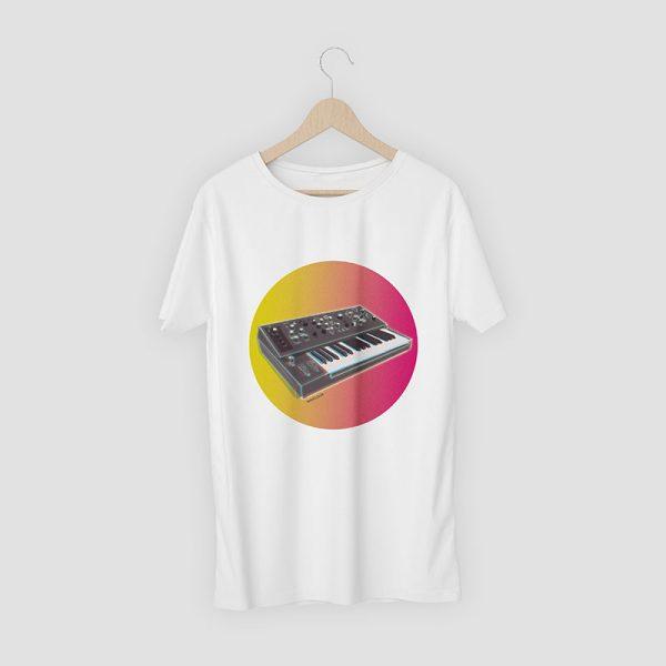 Camiseta SYNTH_GLITCH