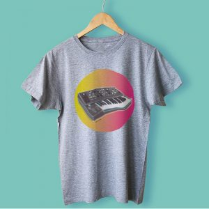 Camiseta SYNTH_GLITCH