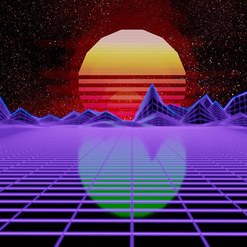 synthwave_waveloor