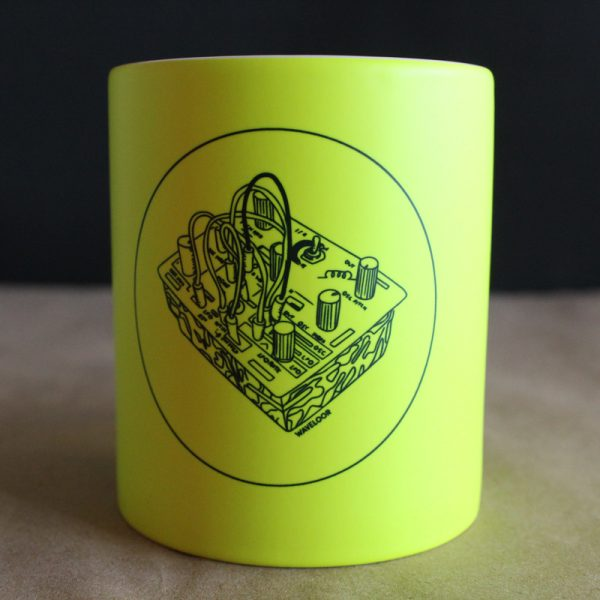 mug neon DIY WAVELOOR