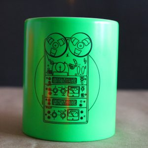 mug neon MAGNETIC WAVELOOR