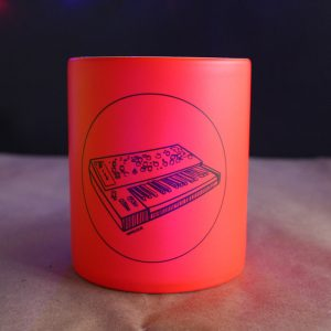 mug neon SYNTH GLITCH WAVELOOR