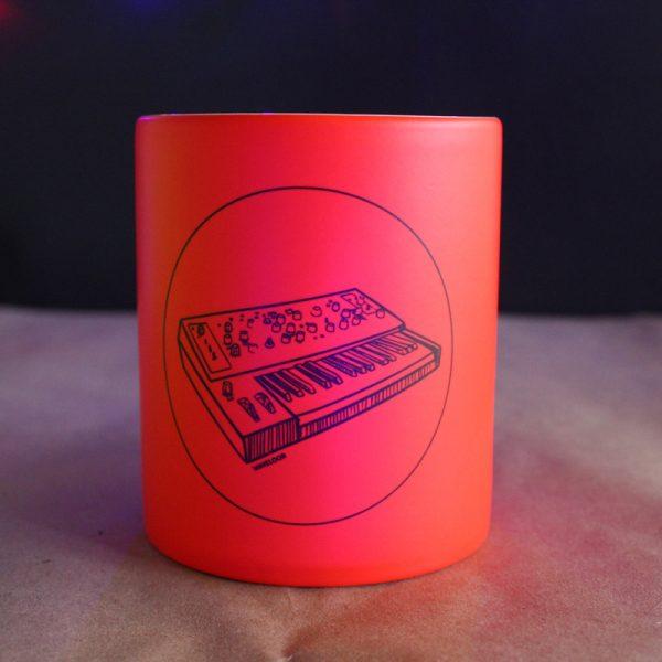 mug neon SYNTH GLITCH WAVELOOR